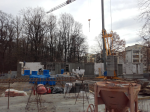 początek budowy