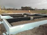 fundamenty domku