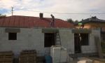 budowa domku w miejscowości Sadurki